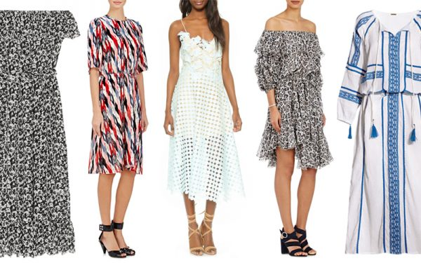 Summer Loving: Dresses to Fall in Love In