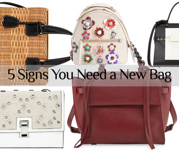 5 Signs You Need a New Bag