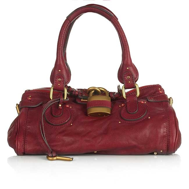 chloe paraty replica - The Chloe Paddington - Snob Essentials
