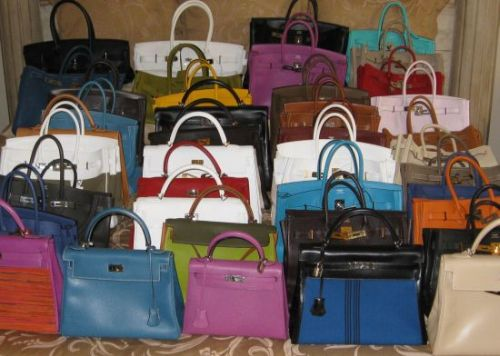 victoria beckham hermes bags collection