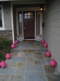 Baby shower tot snob style snob essentials for Baby shower front door decoration ideas