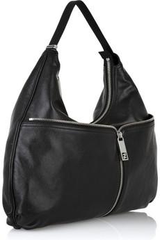 Fendi Black Hobo Bag