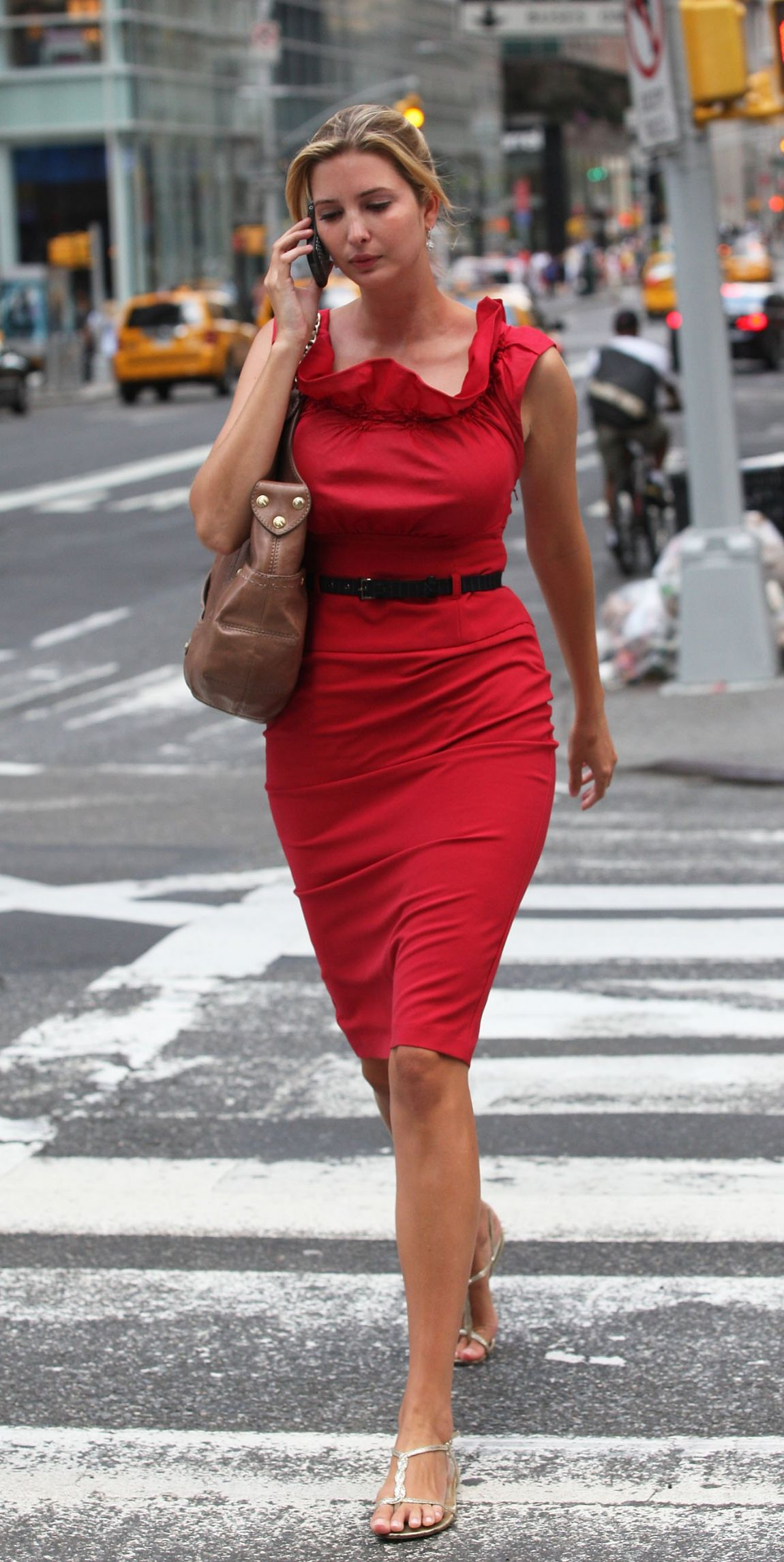Ivanka Trump's Sheath Dress: Snob or Slob? - Snob Essentials