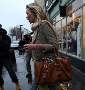 """Kate Moss for Longchamp """"Gloucester"""" Bag"""