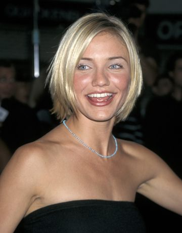Cameron Diaz over the years