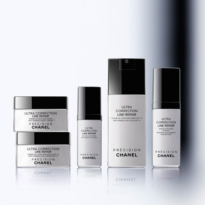 chanel ultra correction line repair. chanel\u0027s new ultra correction line repair just hit counters! the anti-wrinkle solution helps to naturally prevent and correct appearance of lines chanel l