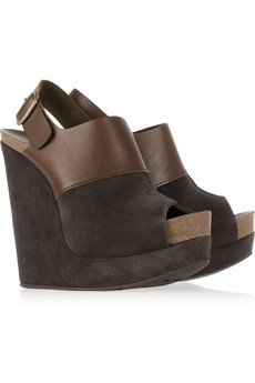 Pedro Garcia Chabela Wedge Sandals