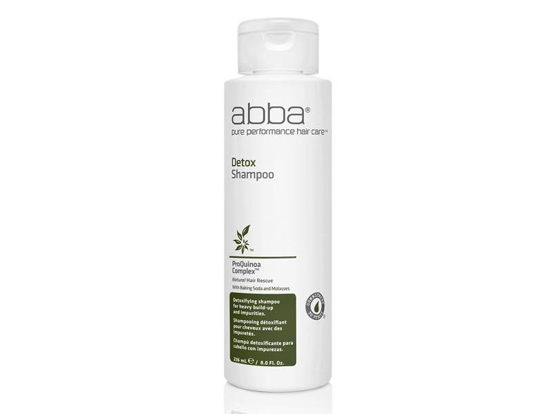 ABBA Pure Detox Shampoo