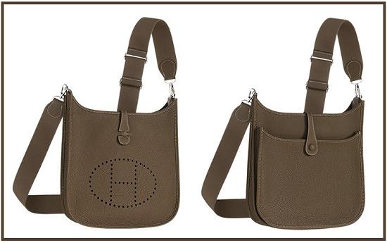 cbdf890a350 Hermès Evelyne III GM Bag: Free Agent