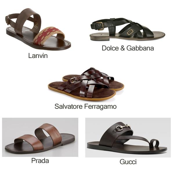 Salvatore Ferragamo Black Shoes With Design For Man