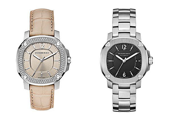 Burberry Britain Men's and Women's Watches