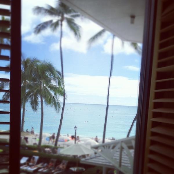 Moana Lani Spa with Beach View