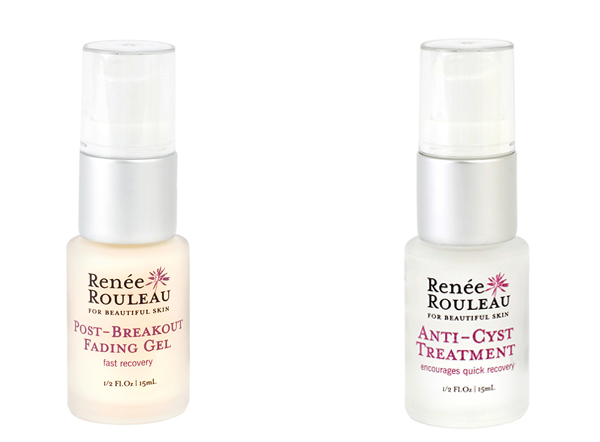 Renée Rouleau Post-Breakout Fading Gel and Anti-Cyst Treatment