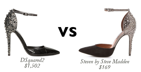 DSquared2 and Steven by Steve Madden Pumps