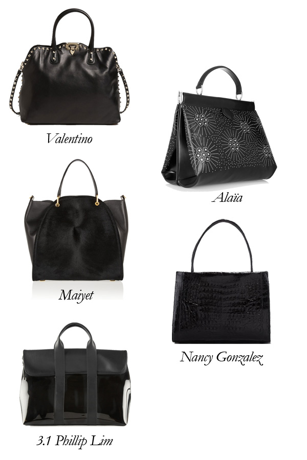 If You Must Go Black Bags