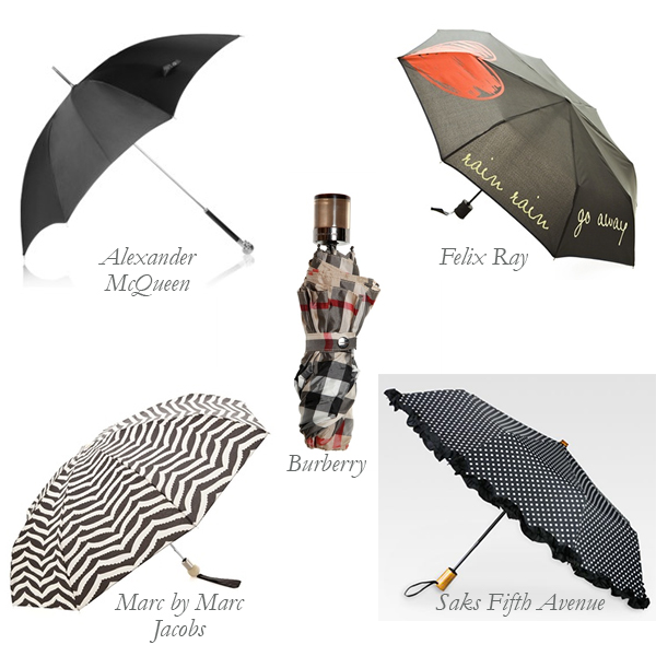 Top 5 Umbrellas