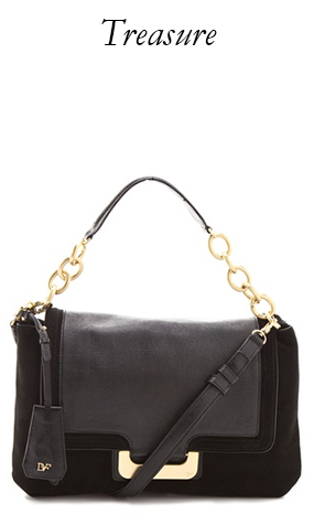 Diane von Furstenberg Treasure Bag