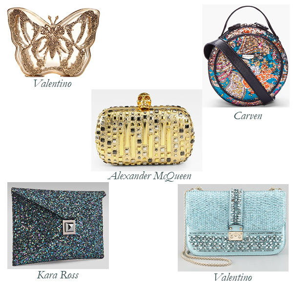 Top 5 Sparkly Bags