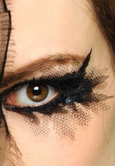 Chanel Couture Spring 2013 Beauty