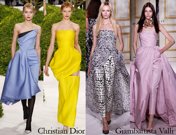 Couture Spring 2013 Roundup