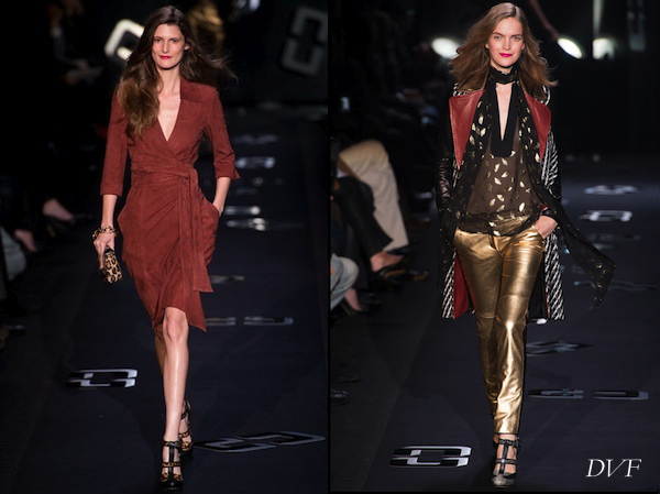 DVF Fall 2013 Collection