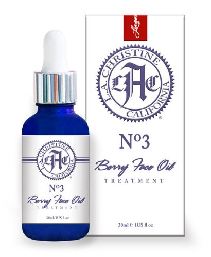 L.A. Christine No. 3 Berry Face Oil