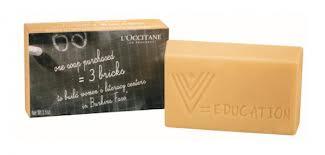 L'Occitane Women's Day Soap