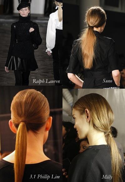 New York Fashion Week Beauty Trend