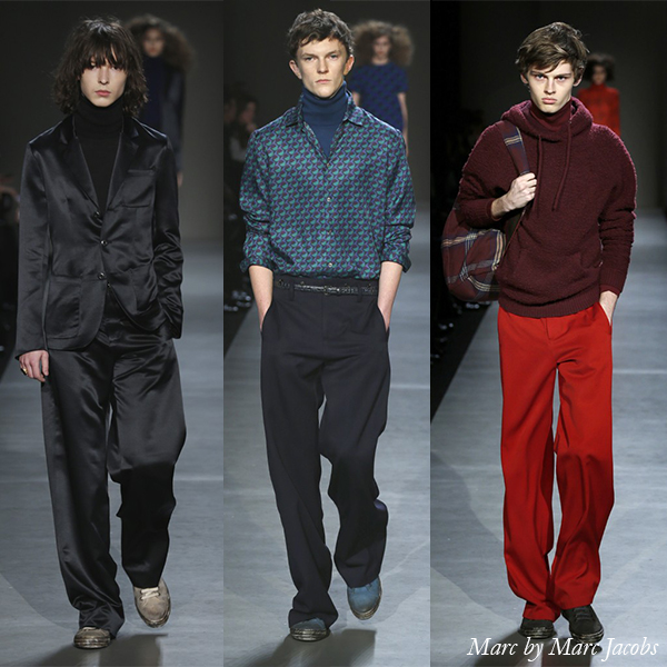 Marc by Marc Jacobs Fall/Winter 2013 Men's Looks