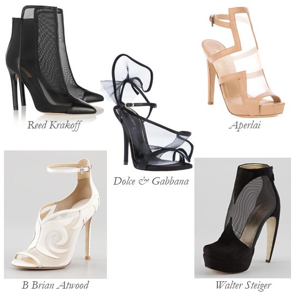 Top 5 Mesh Shoes
