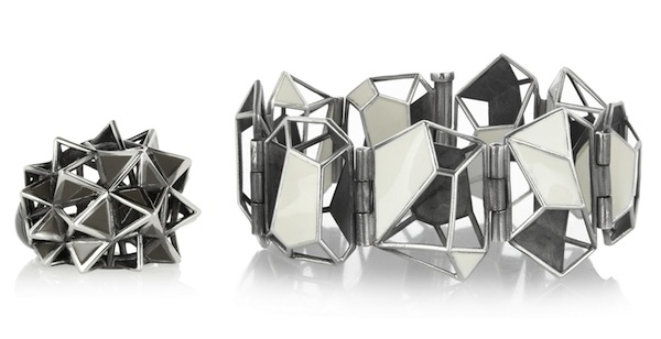 Bottega Veneta Multi-Dimension Jewels