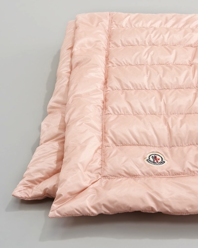 Moncler Packable Quilted Blanket