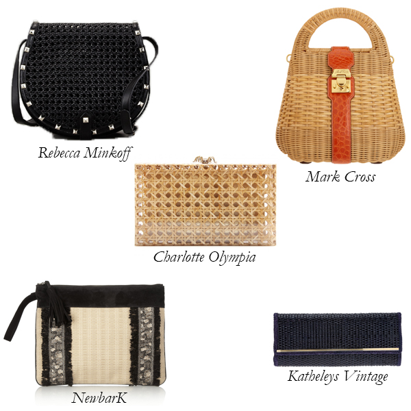 Top 5 Rattan Straw Bags