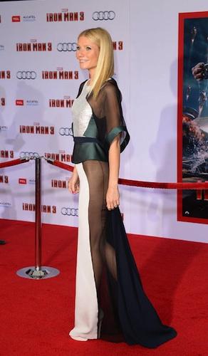 Gwyneth Paltrow x Antonio Berardi