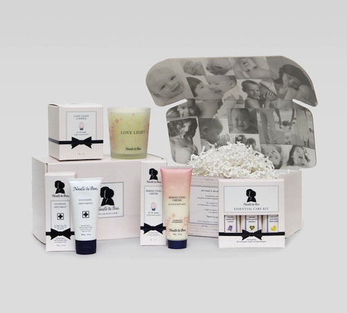 Noodle & Boo Pregnancy & Newborn Gift Set