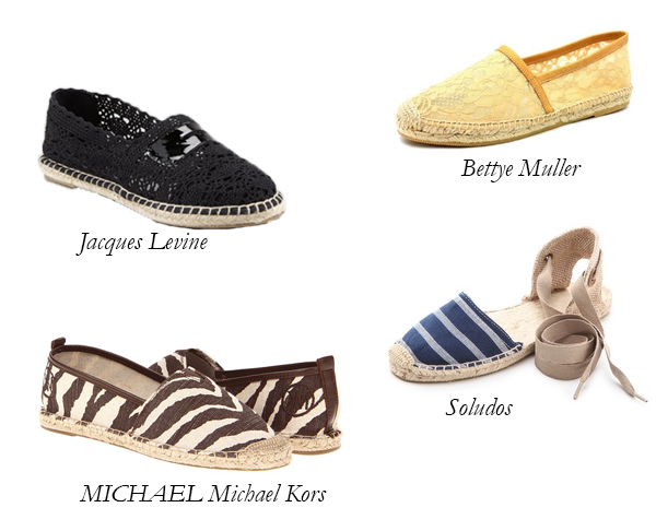 Valentino Covers Your Espadrille Needs
