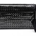 Azzedine Alaïa Python Leather Clutch