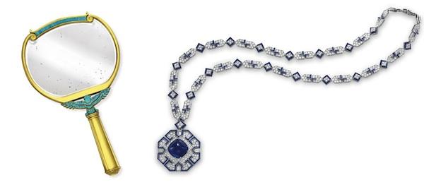 Elizabeth Taylor's Bulgari Jewels