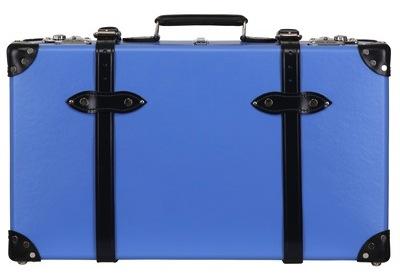 "Globe-Trotter 26"" Suitcase"