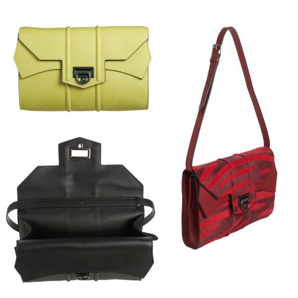 Reece Hudson Siren Lady Shoulder Bag