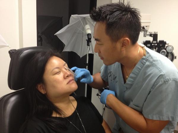 Radiesse Facial Contouring
