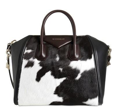 4a6335120e6e Givenchy Antigona Medium Cow-Printed Ponyskin Bag  A New Toy