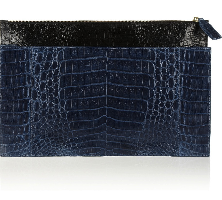 NancyGonzalez_Crocodile_Clutch