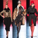 Jean Paul Gaultier Couture Fall/Winter 2013
