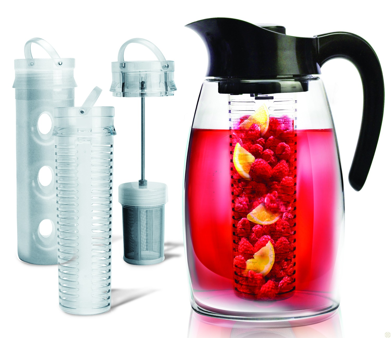 Tea Lovers: Primula Flavor It Pitcher 3-in-1 Beverage System