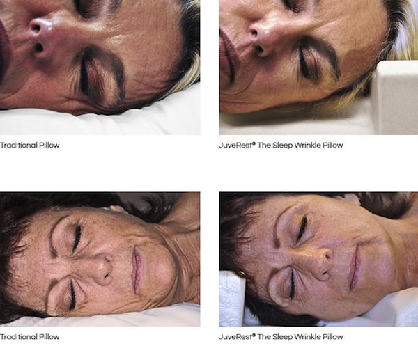 JuveRest Sleep Wrinkle Pillow