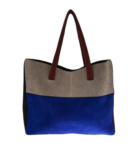 Narciso Rodriguez Suede Tote