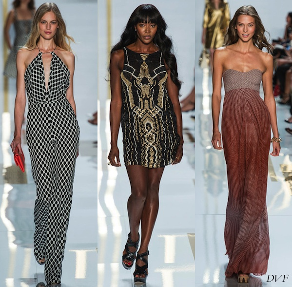 DVF Spring 2014 Collection