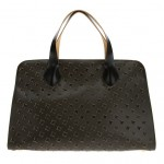Marni Cut-Out Leather Tote