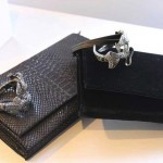 Viktor & Rolf Jeweled Cuff Bag